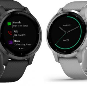 Garmin vivoactive 4S GPS Watch w/ HR