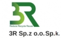Logo of 3R SP. Z O.O. SP. K.