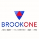 Logo of BROOK ONE CORPORATION