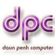 Logo of DAUN PENH COMPUTER