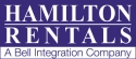 Logo of HAMILTON RENTALS