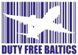 Logo of DF BALTICS SIA