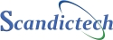 Logo of SCANDICTECH AS.